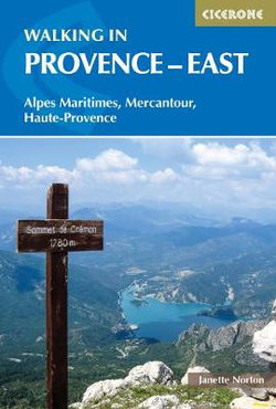 Walking in Provence - East