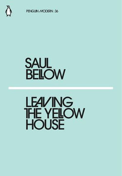 Leaving the Yellow House