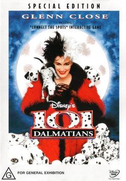 101 Dalmatians : 1996