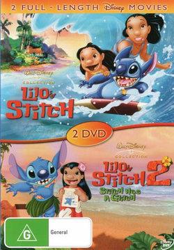 Lilo & Stitch / Lilo & Stitch 2: Stitch Has a Glitch (2 Full-Length Disney Movies)