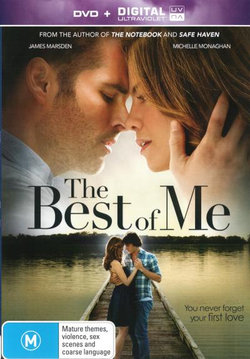 The Best of Me (DVD/UV)