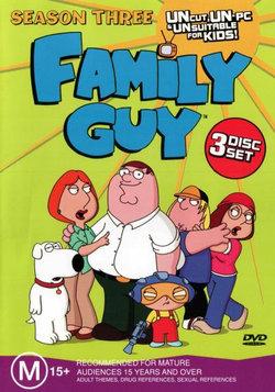 Family Guy: Season 3
