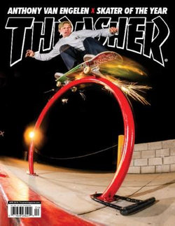 Thrasher (USA) - 12 Month Subscription