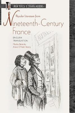 Popular Literature from Nineteenth-Century France: English Translation