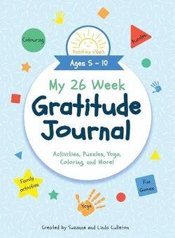 My 26 Week Gratitude Journal