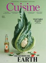 Cuisine (NZ) - 12 Month Subscription