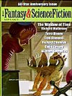 Fantasy & Science Fiction (USA) - 12 Month Subscription