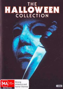 The Halloween Collection (Halloween: The Curse of Michael Myers / Halloween: H2O / Halloween: Resurrection)