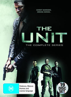 The Unit: The Complete Series (Seasons 1 - 4)