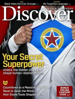 DISCOVER (UK) - 12 Month Subscription