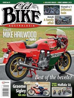 Old Bike Australasia - 12 Month Subscription