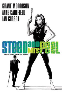 Steed & Mrs. Peel: The Golden Game