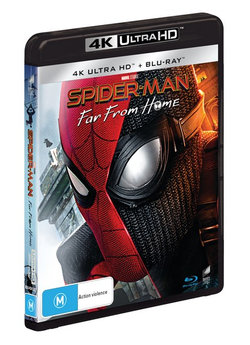 Spider-Man: Far From Home (4K UHD / Blu-ray)