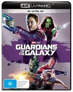 Guardians of the Galaxy (2014) (4K UHD)