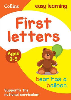 First Letters Ages 3-5