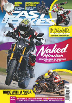 Fast Bikes (UK) - 12 Month Subscription
