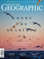 New Zealand Geographic (NZ) - 12 Month Subscription