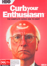 Curb your Enthusiasm: The Complete Series 1 - 8
