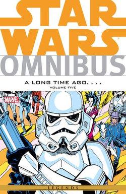 Star Wars Omnibus A Long Time Ago… Vol. 5
