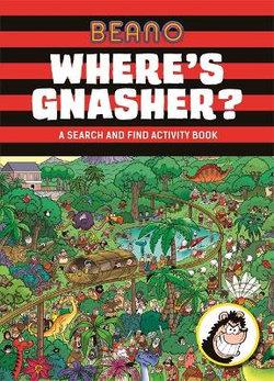 Beano Where's Gnasher?