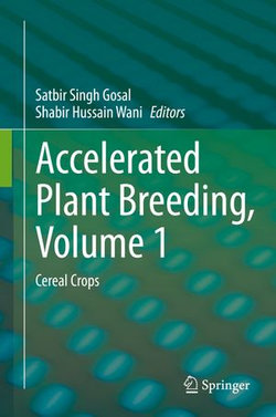 Accelerated Plant Breeding, Volume 1
