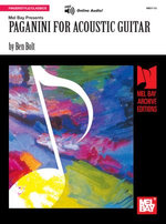 Paganini for Acoustic Guitar