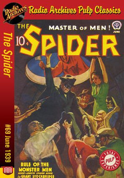 The Spider eBook #69