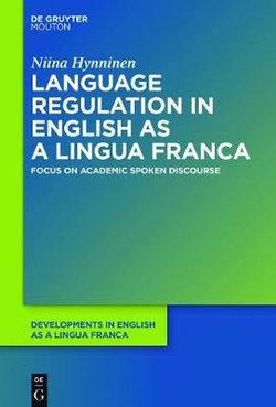 Language Regulation in English As a Lingua Franca