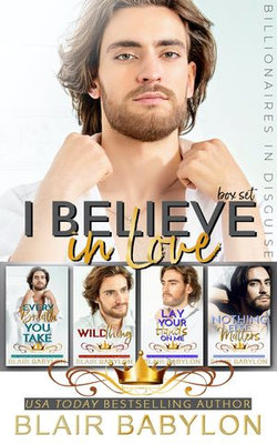 Billionaires in Disguise: Georgie and Xan, Complete Omnibus Edition