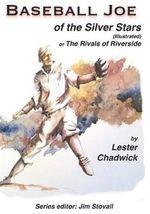 Baseball Joe of the Silver Stars (Illustrated)