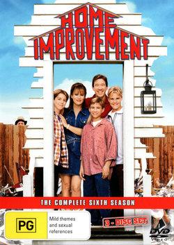 Home Improvement: Season 6 (3 Discs)