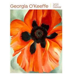 Georgia O'Keeffe 2021 Mini Calendar