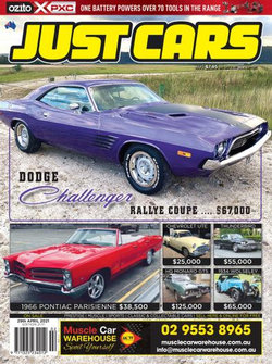 Just Cars - 12 Month Subscription
