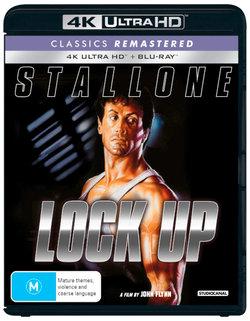 Lock Up  (4K UHD / Blu-ray) (Classics Remastered)