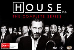 House M.D.: The Complete Series (Seasons 1 - 8)