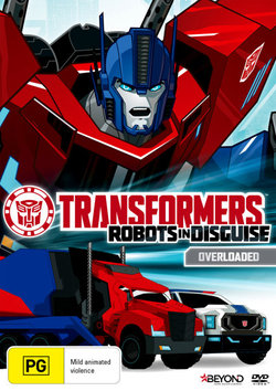 Transformers: Robots in Disguise - Overloaded