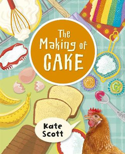 Reading Planet KS2 - the Making of Cake - Level 2: Mercury/Brown Band