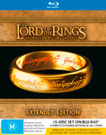 The Lord of the Rings: The Motion Picture Trilogy (Extended Edition) (The Fellowship of the Ring / The Two Towers / The Return of the King)