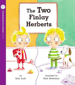 The Two Finlay Herberts (Pack of 6 with Comprehension Coaching Card)