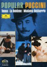 Tosca/La Boheme/Madama Butterfly
