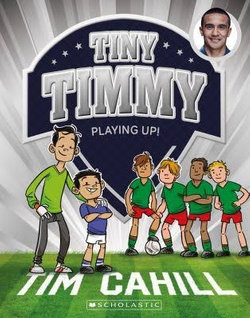 Tiny Timmy : Playing Up!