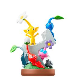 Nintendo amiibo Character Pikmin