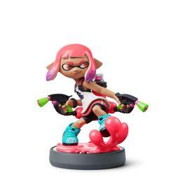 Nintendo amiibo Character New Inkling Girl (Splatoon Collection)