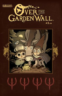 Over the Garden Wall: Tome of the Unknown #2