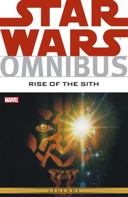 Star Wars Omnibus Rise of the Sith