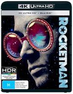 Rocketman (4K UHD/Blu-ray)