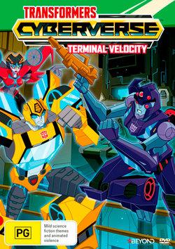 Transformers: Cyberverse - Terminal Velocity