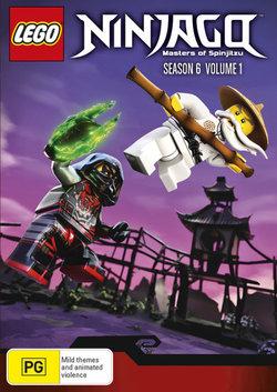 LEGO Ninjago: Masters of Spinjitzu - Season 6 Volume 1