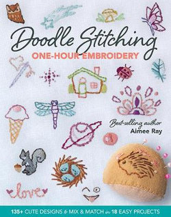 Doodle Stitching One-Hour Embroidery