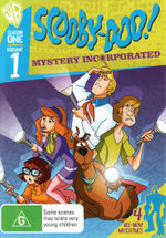 Scooby-Doo!: Mystery Incorporated (Season 1 Volume 1)